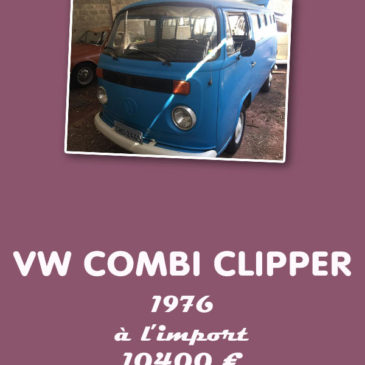Combi VW Clipper 1976